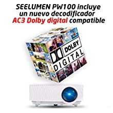 seelumen pw100s incluye decodificador dolby AC3