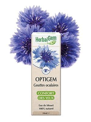 eau de bleuet, gouttes oculaires, confort lentilles, soulagement des yeux sensibles, yeux secs