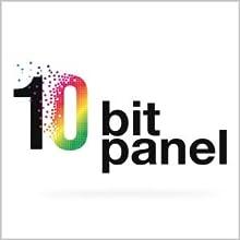 10bit-Panel: 64-Mal mehr Farben und Schattierungen!