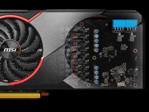 MSI Innovative Power Allocation Technology