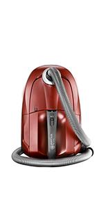 Nilfisk Select Classic DRCL13E08A2 Aspirador de Trineo, Rojo ...