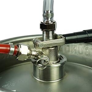 keg coupler