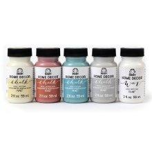 Transform Your Everyday Items Into One Of A Kind Treasures With FolkArt Home  Decor Chalk And Wax.