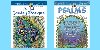 religious adult coloring