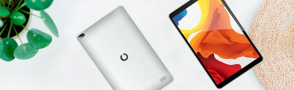 PRIXTON T9120 - Tablet Pantalla IPS 10,1 Pulgadas, Android 9, Quad ...