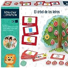 Educa- Aprender es Divertido: Las Horas, Aprende a Leer el Reloj Juego Educativo para niños, a Partir de 5 años (18698): Amazon.es: Juguetes y juegos