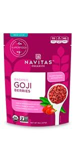goji berries, goji, goji powder, goji berry powder, goji berry capsules