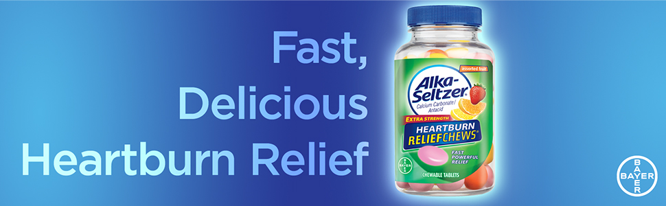 Alka-Seltzer Heartburn Relief Chews