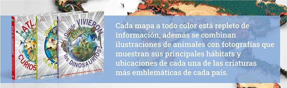 atlas books by dk for kids , kids atlas books