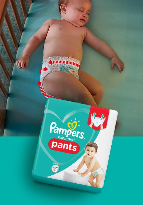 Baby-Dry Pants