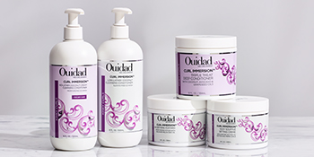 Ouidad Curl Immersion Collection for Curly Hair