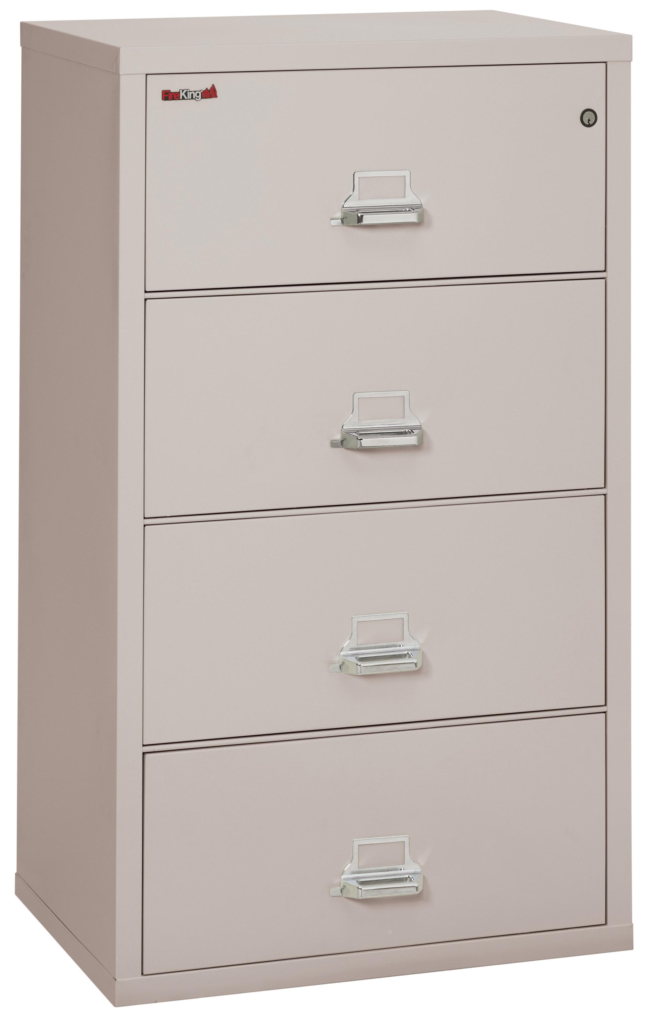 Amazon Com Fireking Fireproof Lateral File Cabinet 4