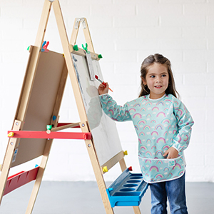 kids art smock