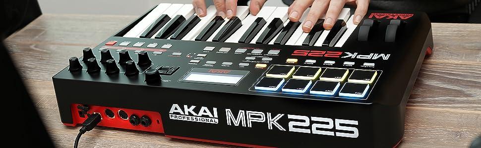 AKAI MPK225 WINDOWS 8.1 DRIVER DOWNLOAD