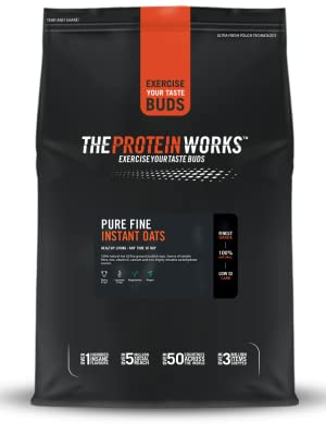 The Protein Works Suplemento Dietético Avena en Polvo ...