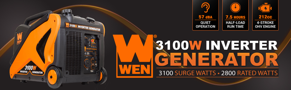 WEN 55201 Magnetic Oil Dipstick for Inverter Generators Compatible with WEN, Yamaha, Predator