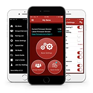 Sena R1 app highlight 04_03