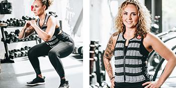 Hyper Vest PRO women's weight vest