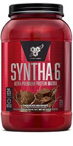 SYNTHA-6 - Ultra-Premium Protein Powder by BSN