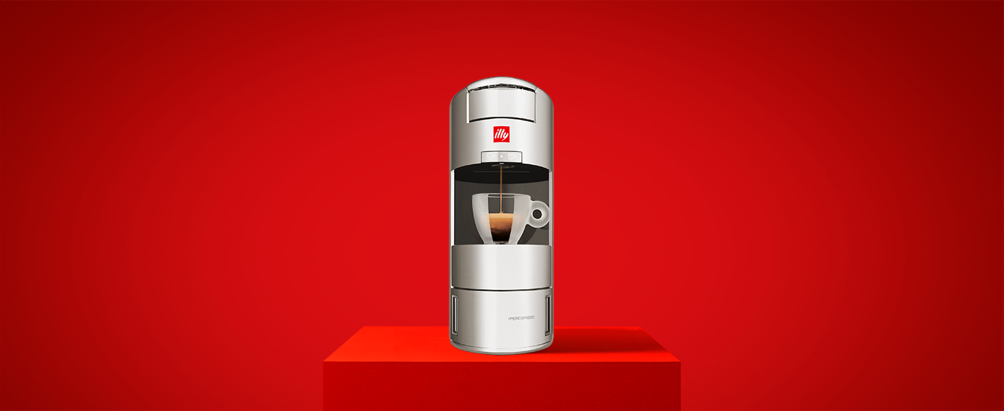 illy caffè capsule iperespresso