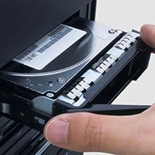 リムーバブルハードディスクケース