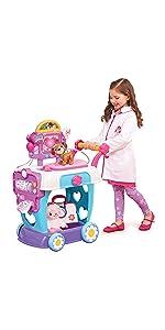 Amazon Com Doc Mcstuffins Get Better Baby Cece Doll Toys