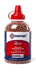 Crosman BBs Pellets CO2 Air Pistol Air Rifle