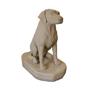 statue statuary sculpture lawn garden yard stone brick concrete plastic granite sandstone lab
