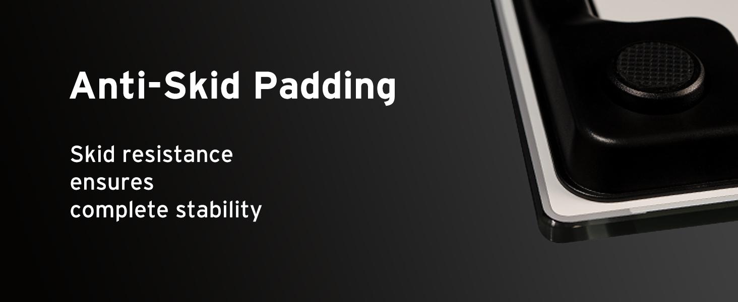 Anti-skid Padding, Unit Conversion (lb/ kg)