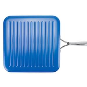 lightweight heavy duty ergonomic stay cool stainless steel handle