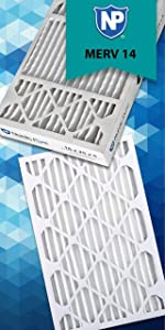 Pleated MERV 8 Plus Carbon AC Furnace Air Filter 3-5//8 Actual Depth Box of 1 Nordic Pure 20x25x4