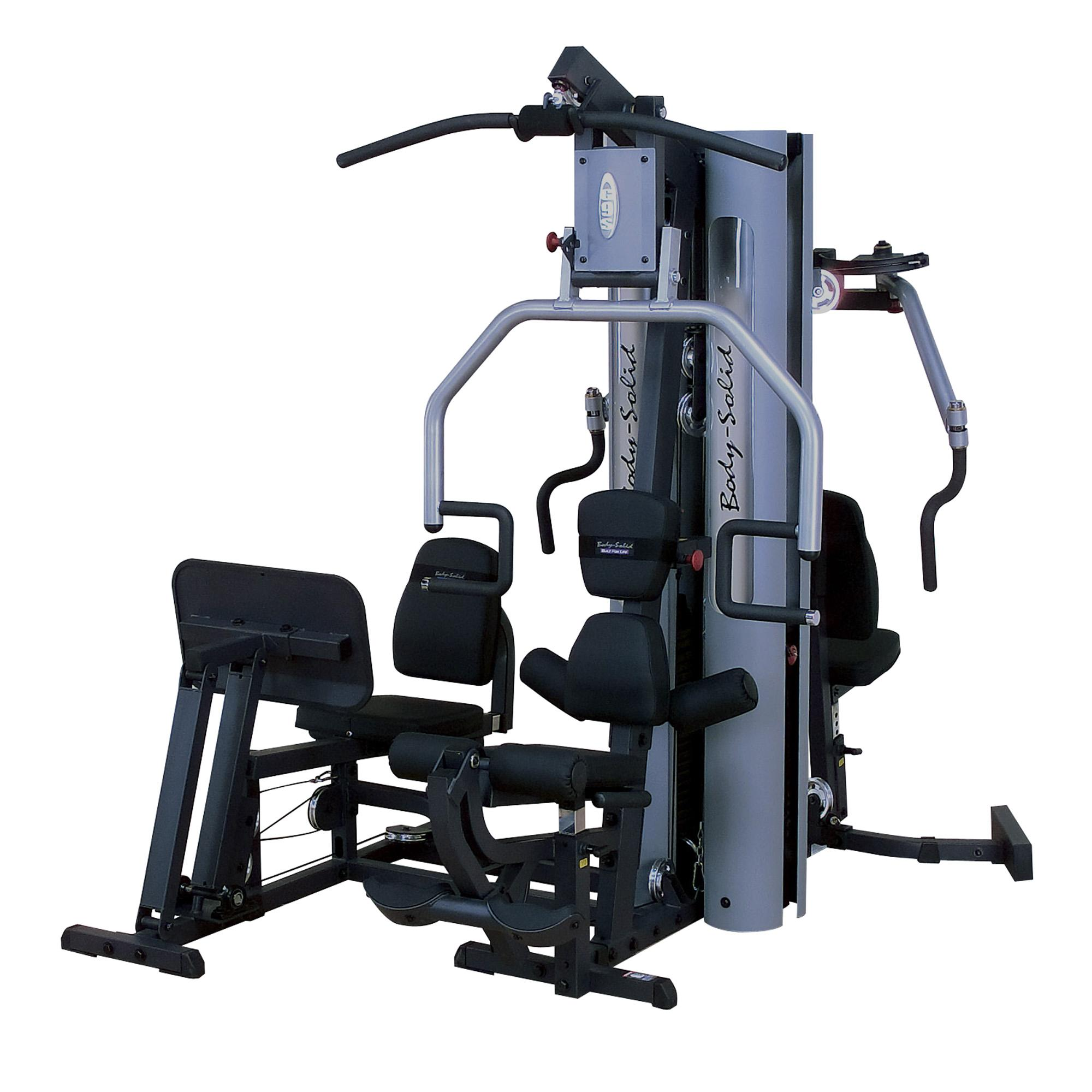 Amazon Com Body Solid G9s G Series Two Stack Gym With