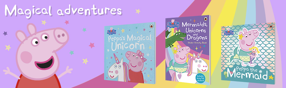 peppa pig magical adventures