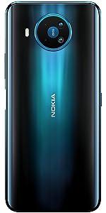 Nokia 8.3, Smartphone, Android, HD, Storage