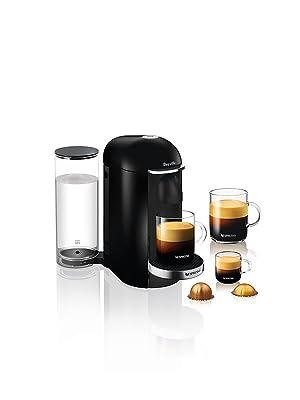 Nespresso VertuoPlus Breville Black BNV420BLK