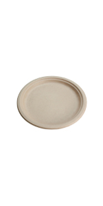 compostable 7inch plates