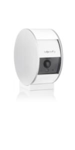 somfy indoor camera, camara vigilancia, somfy protect