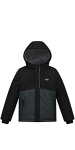 Boy's ski jacket