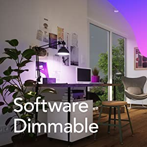 Software Dimmable