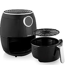 friggitrice aria grande capienza 10 litri 15 forno senza olio impostazioni professionale versatile