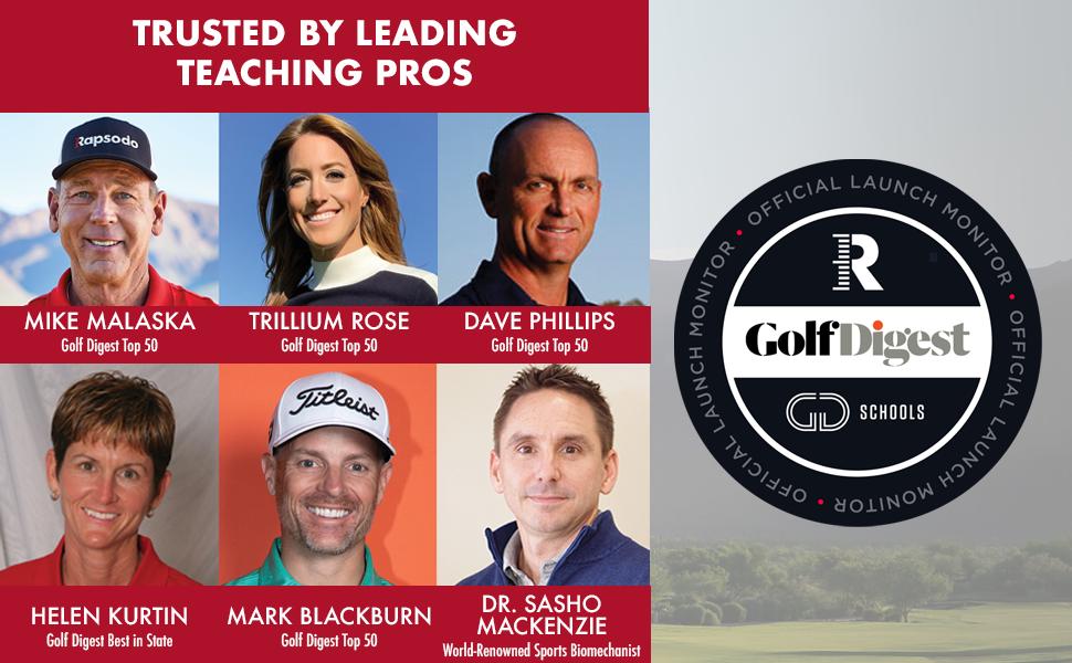 Golf Coach, Golf instructor, Golf Digest