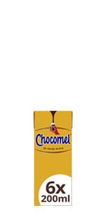 Chocomel Volle Chocolademelk (5x6x200 ml), Multi-pack