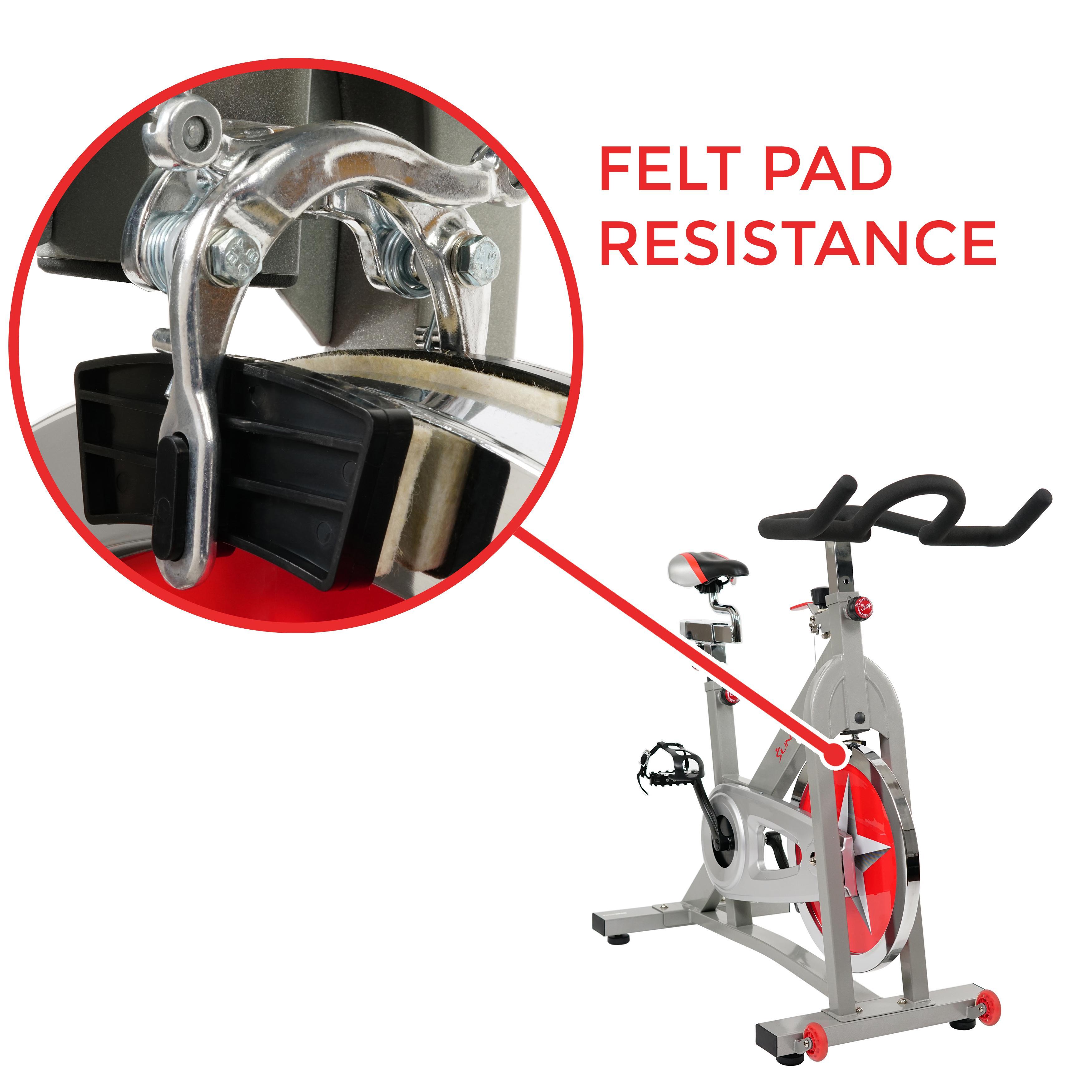 Amazon.com : Sunny Health & Fitness Pro Indoor Cycling