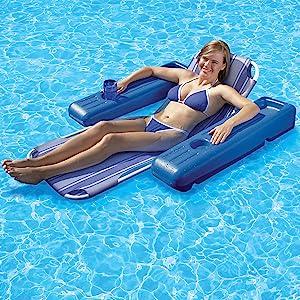 Amazon Com Poolmaster Swimming Pool Floating Chaise
