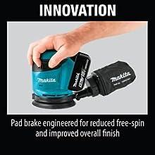innovation break spin sands