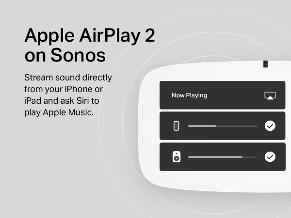 Sonos Playbase - Sleek Soundbase for TV, Movies, Music, and More