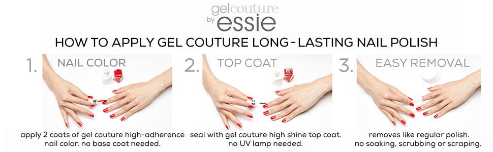 Essie Gel Couture longwear nail polish