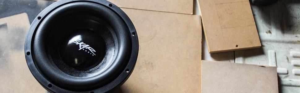 Skar Audio - IX-8