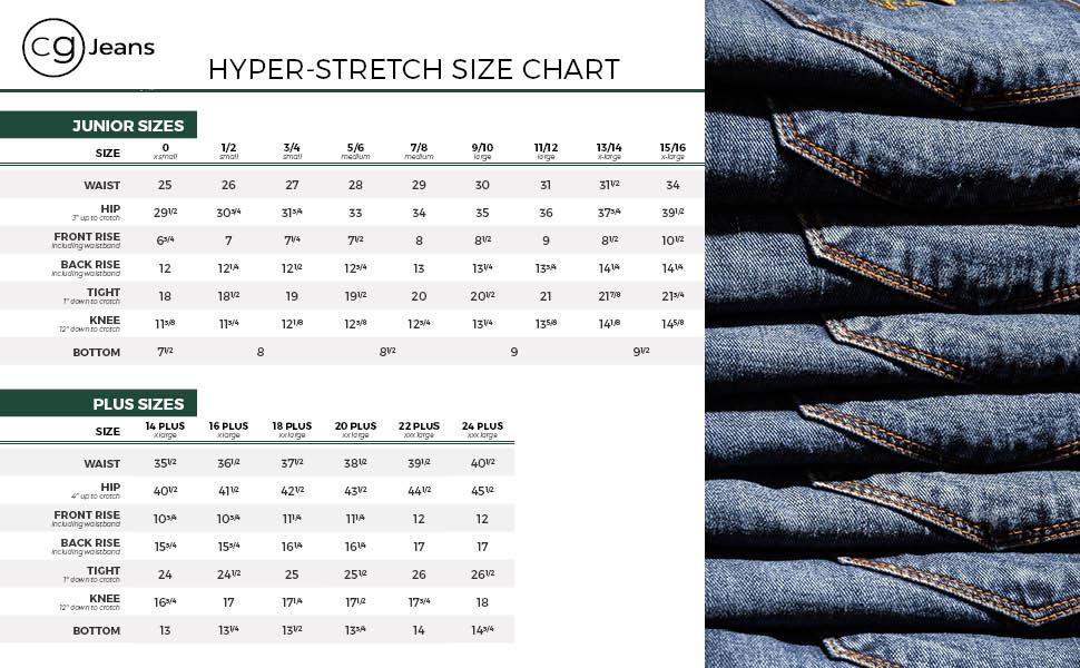 CG Jeans