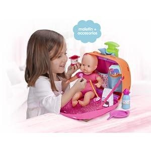 Amazon.es: Nenuco 700013791, Muñeca Siempre Conmigo: Juguetes y juegos